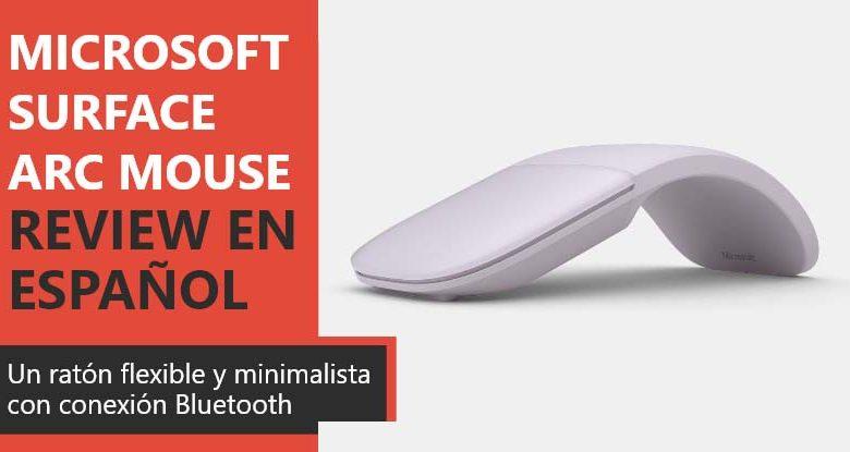 Photo of Microsoft Surface Arc Mouse Review en Español (análisis completo)