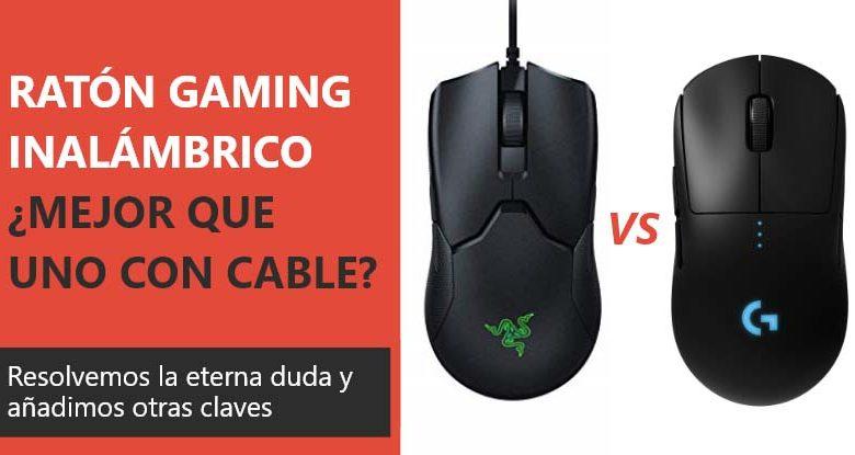 Photo of Ratón gaming inalámbrico: ¿es mejor que uno con cable?