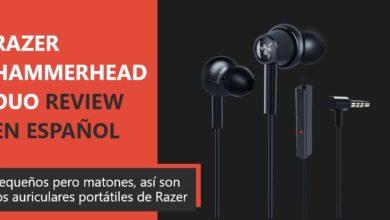 Photo of Razer Hammerhead Duo Review en Español (análisis completo)