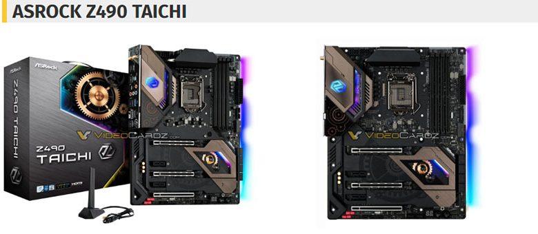 Photo of ASRock Z490 es la nueva serie de placas base con 9 modelos diferentes