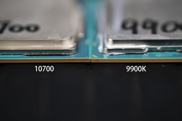 9900K i7 10700