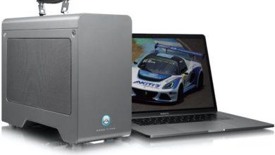 Photo of AKiTiO Node Titan es una caja eGFX capaz de soportar GPUs de 500 W