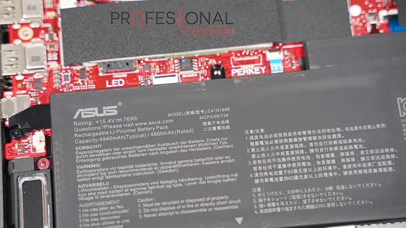 ASUS ROG Zephyrus G14 Batería