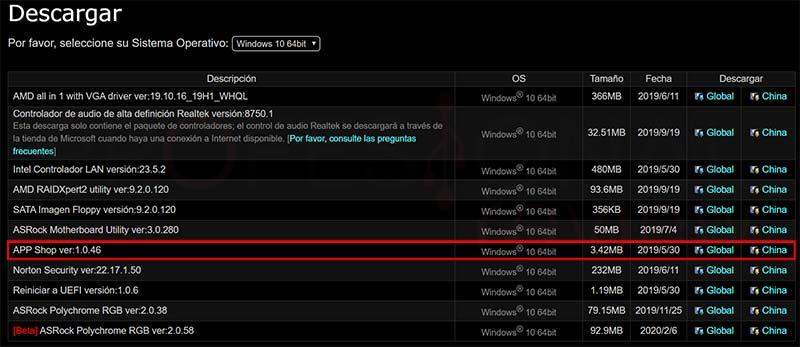 Actualizar BIOS ASRock paso13