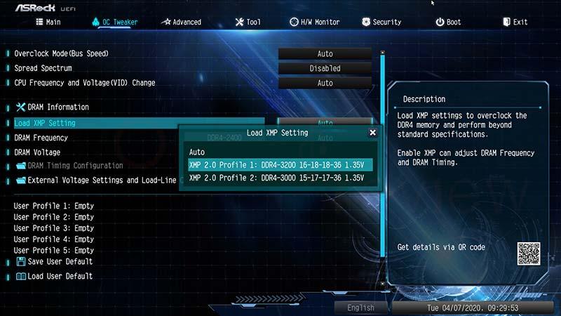 Actualizar BIOS ASRock paso11