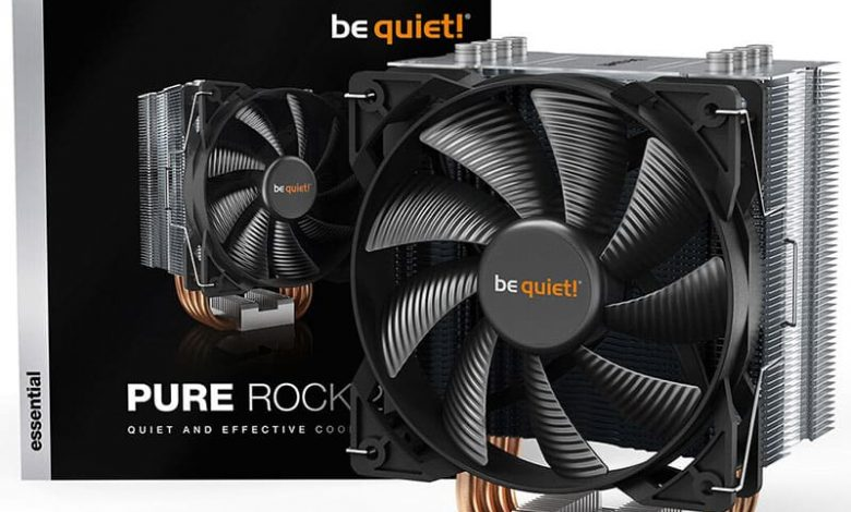 Photo of Be quiet! Pure Rock 2: 1500rpm, 120mm Pure Wings 2 y 150 watts