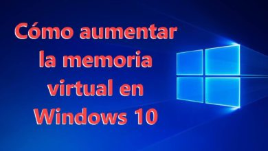 Photo of Cómo aumentar la memoria virtual en Windows 10