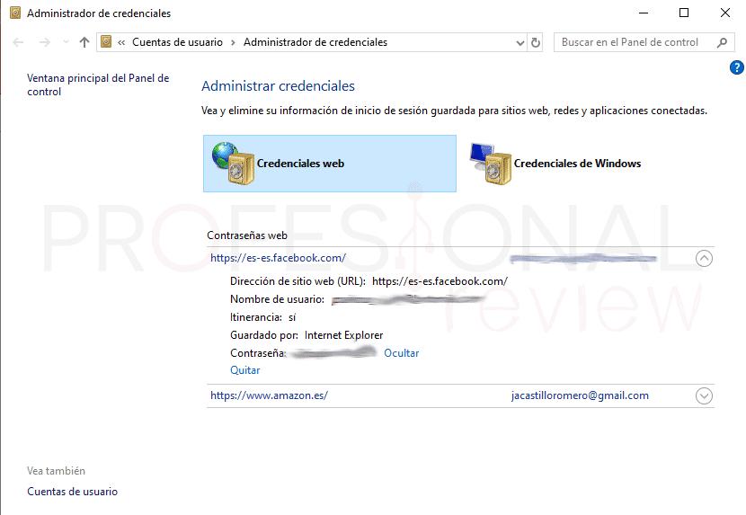 Saber contraseñas guardadas en mi PC paso08