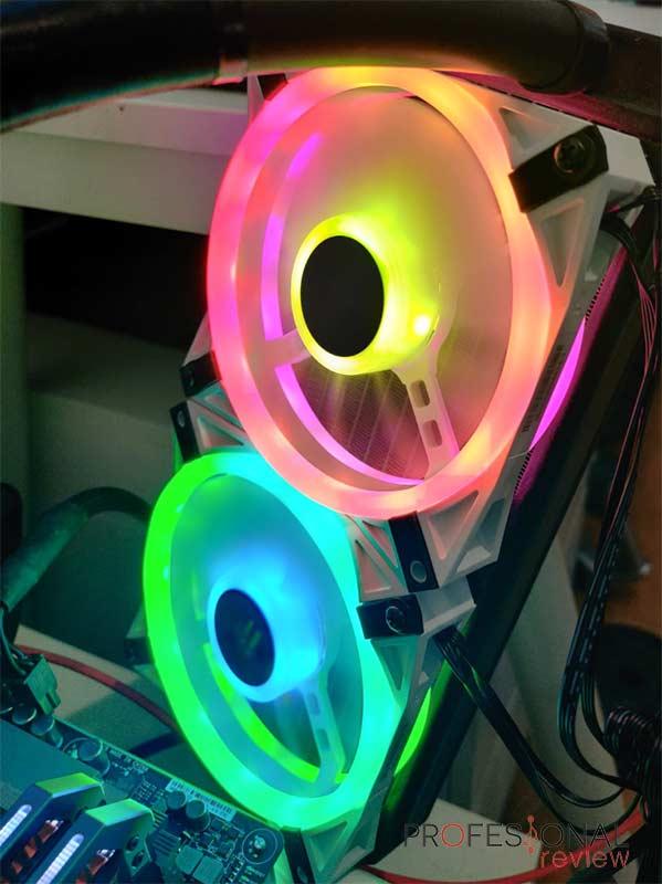 Corsair QL120 RGB Review