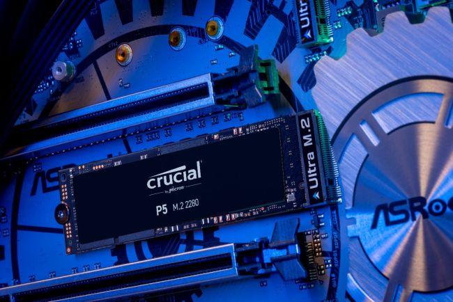 Photo of Crucial P5, el nuevo SSD NVMe PCIe 3.0 mas rápido de la marca