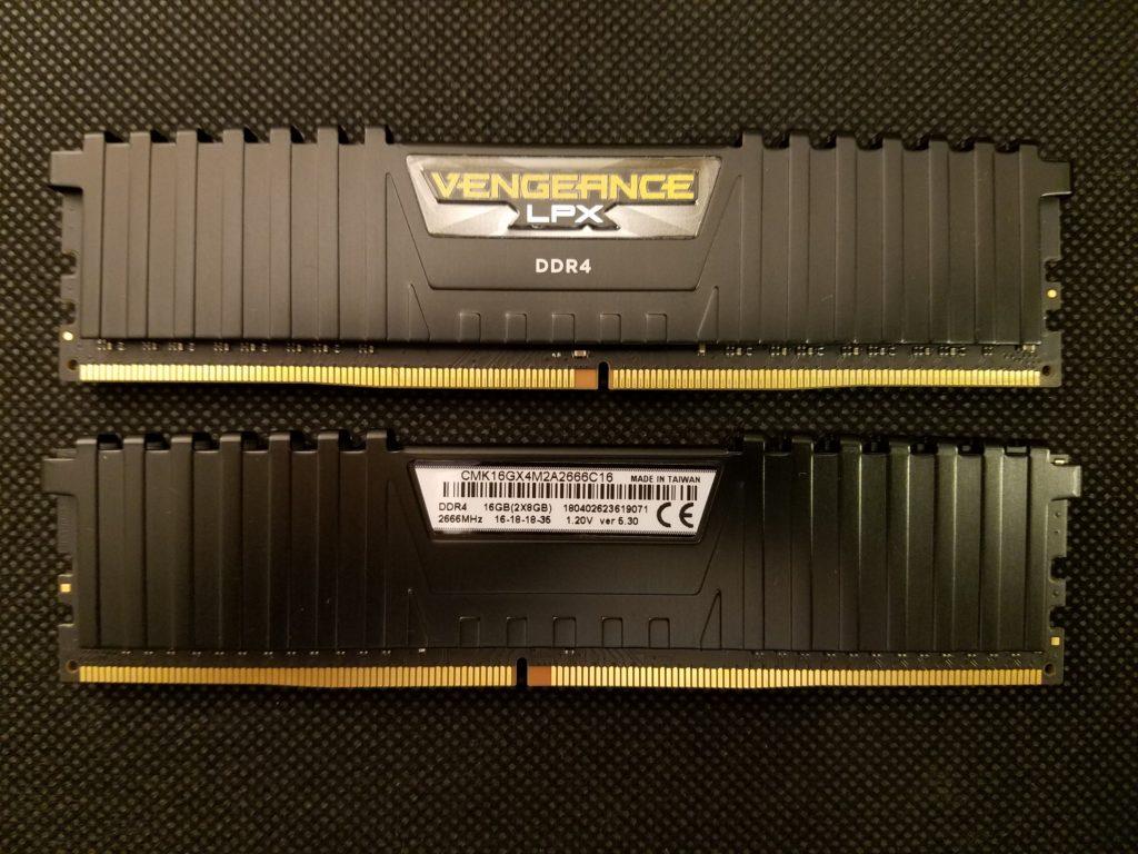 DDR4 modulos historia