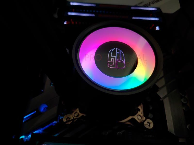 DeepCool GamerStorm Castle 360 RGB V2 Review