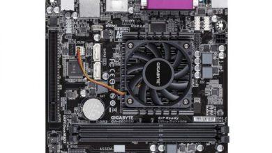 Photo of GIGABYTE GA-E6010N, nueva placa base con CPU AMD incorporado