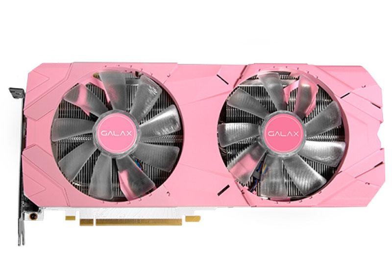 GeForce RTX 2070 Super EX Pink Edition