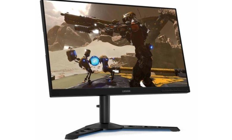 Photo of Lenovo Legion Y25L: monitor IPS de 240Hz con G-Sync y FreeSync