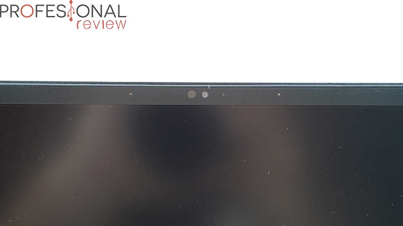 MSI GS66 Stealth 10SFS Webcam