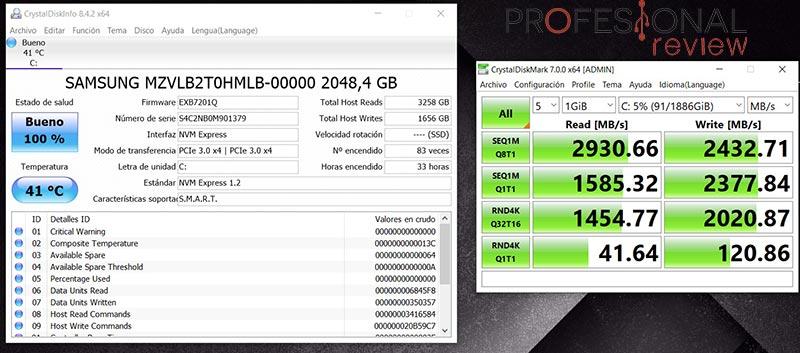 MSI GS66 Stealth 10SFS SSD