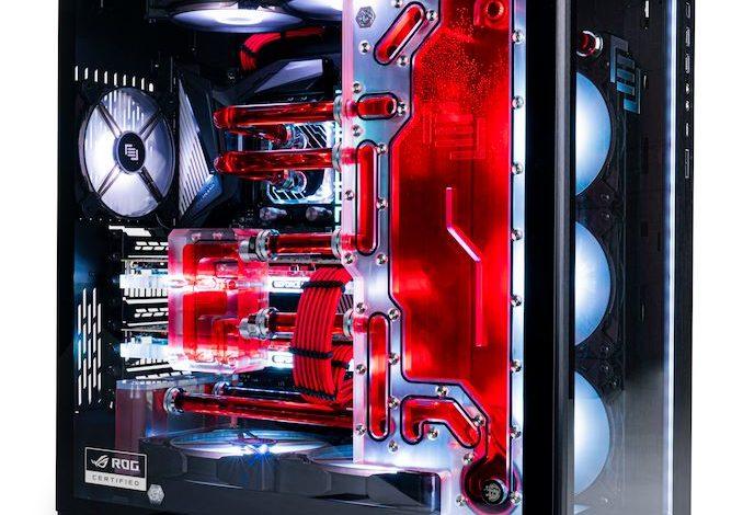 Photo of Maingear RUSH, Nuevo super-ordenador enfocado a jugadores