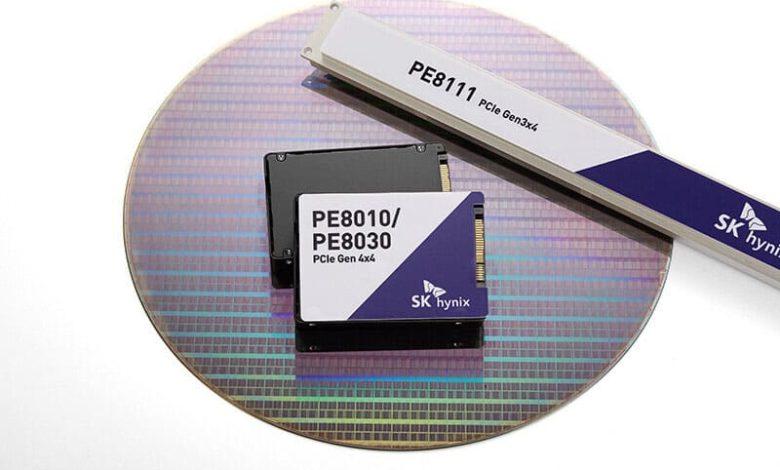 Photo of SK Hynix: Memoria flash NAND 3D de 128 capas en producción