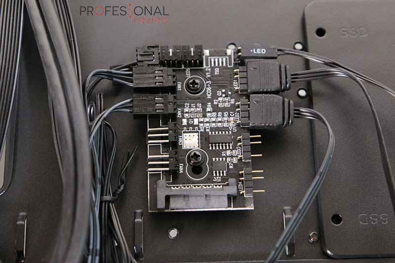 NOX Hummer NOVA controlador RGB