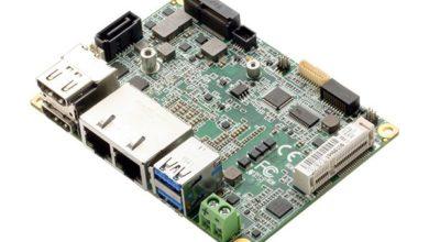 Photo of PICO-WHU4, Un nuevo RaspBerry Pi 4 con Intel 'Whiskey Lake'