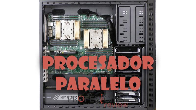 Procesador en paralelo