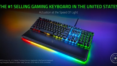 Photo of Razer Huntsman Elite es el teclado 'gaming' mas vendido en USA