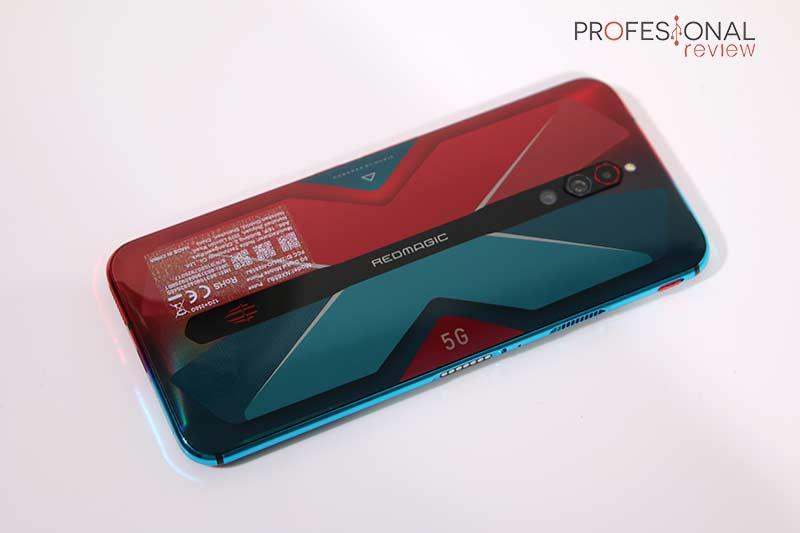 Red Magic 5G Diseño