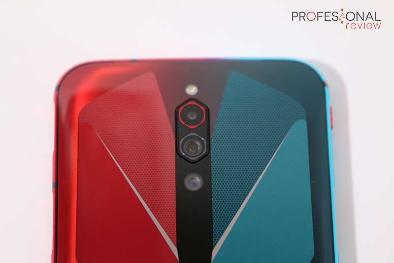 Red Magic 5G Sensores