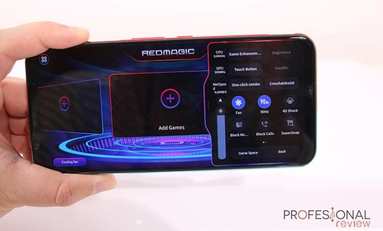 Photo of Red Magic 5G Review en Español (Análisis completo)