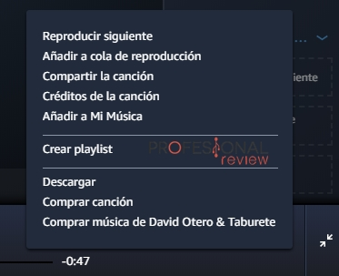 Reproductor Amazon Music-2