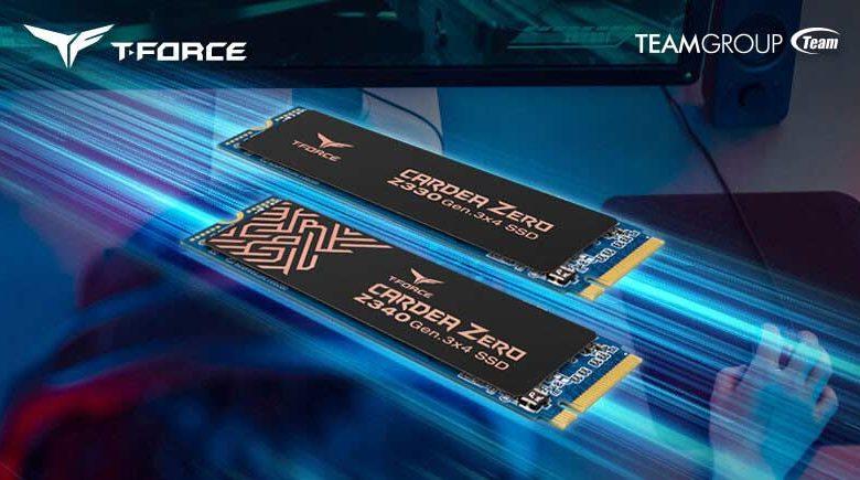 Photo of T-Force Cardea Z330 y Z340: presentados los nuevos SSD NVMe