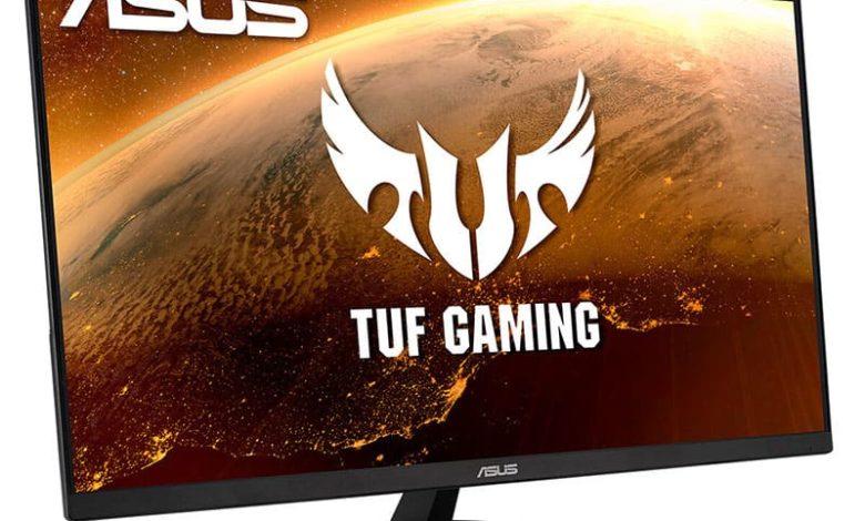 """Photo of Asus presenta el monitor TUF Gaming VG279Q1R de 27"""""""