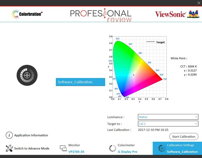 ViewSonic VP2785-2K Review