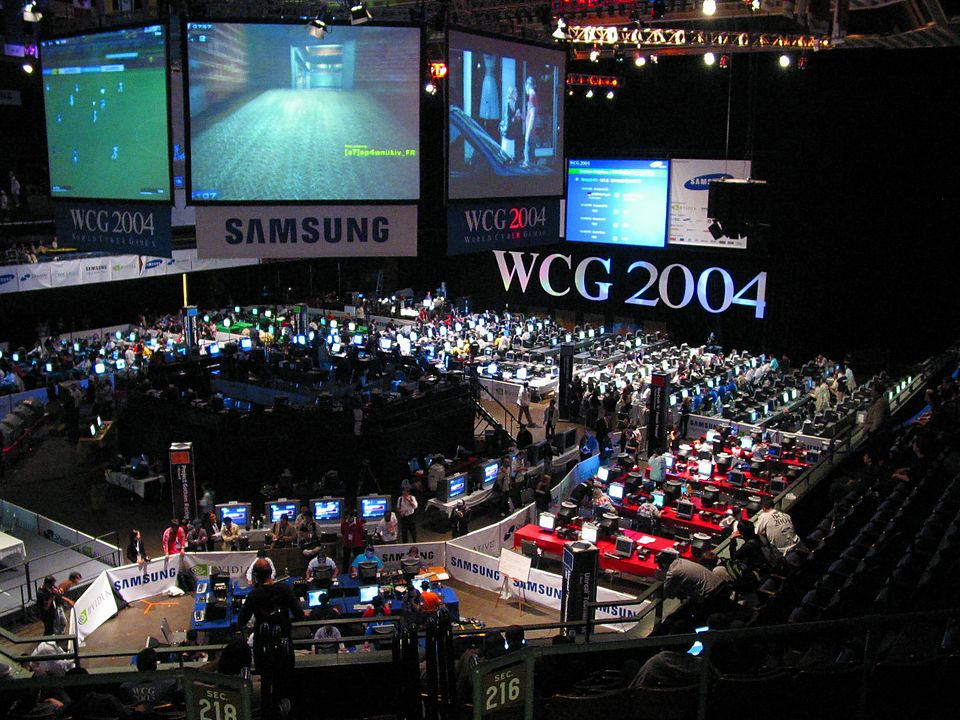 World Cyber Games 2004