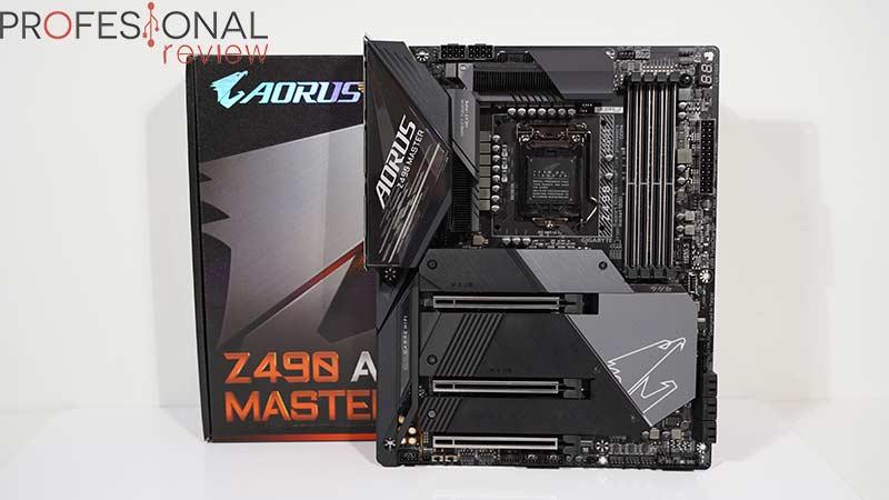 Z490 AORUS Master Preview