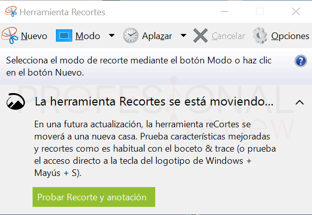 Hacer captura de pantalla en PC portátil paso11