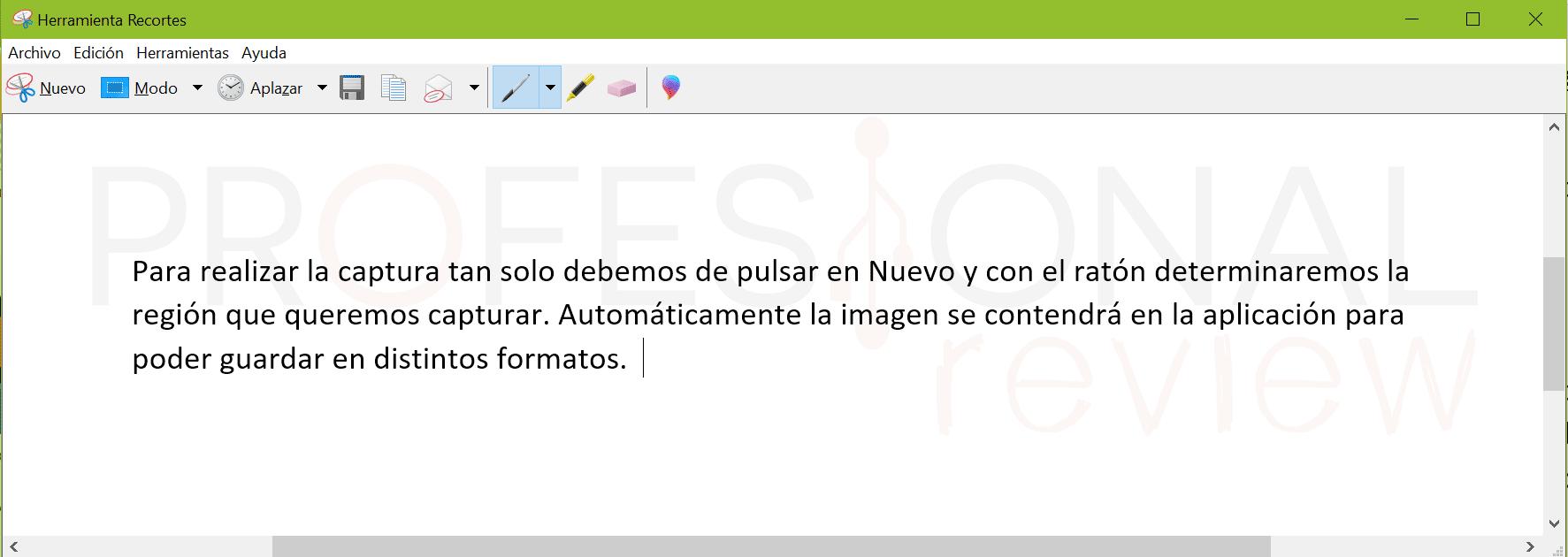 Hacer captura de pantalla en PC portátil paso12