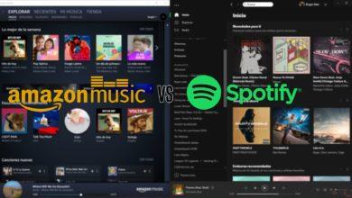 Photo of Spotify vs Amazon Music ¿Qué servicio de streaming es mejor?