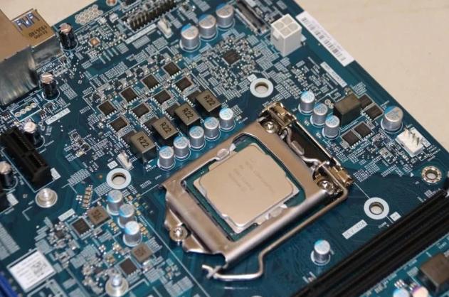 equipo de pruebas intel core i7 i5 10ª generación