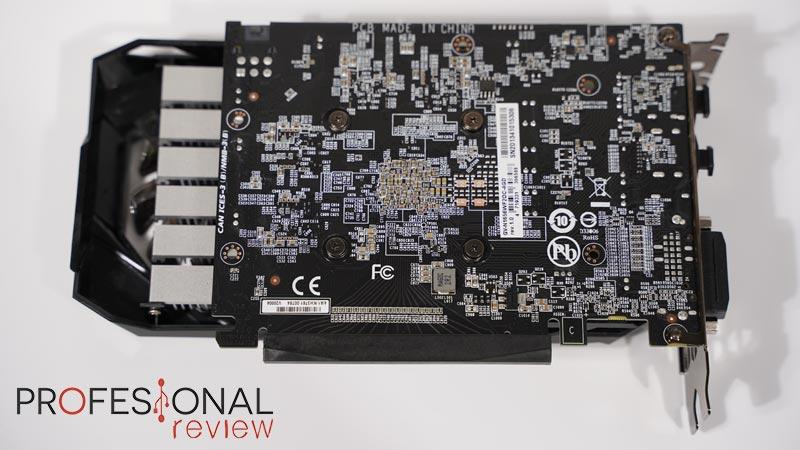 Gigabyte GTX 1650 D6 Windforce OC 4G PCB