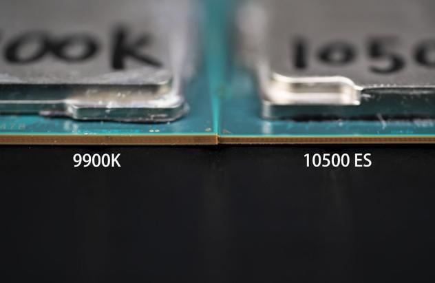 i5 10500 9900K