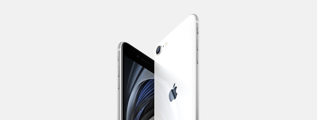 iPhone SE diseño