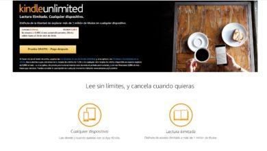 Photo of Kindle Unlimited: gratis los 2 primeros meses hasta el 30 de abril