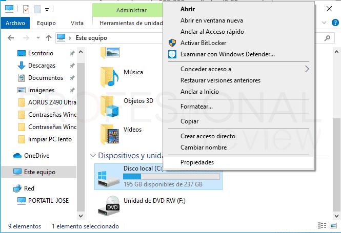 Limpiar PC lento paso06