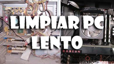 Photo of Limpiar PC lento