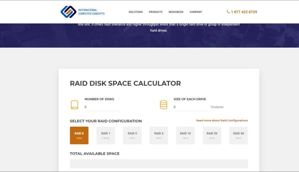 mejores calculadoras ICC-USA