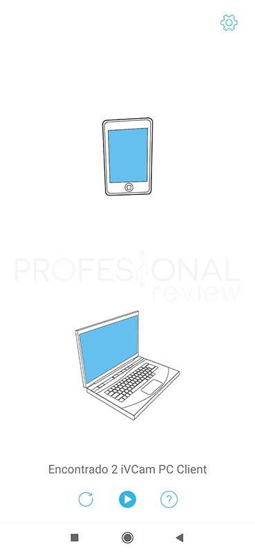 Usar tu móvil como webcam paso15
