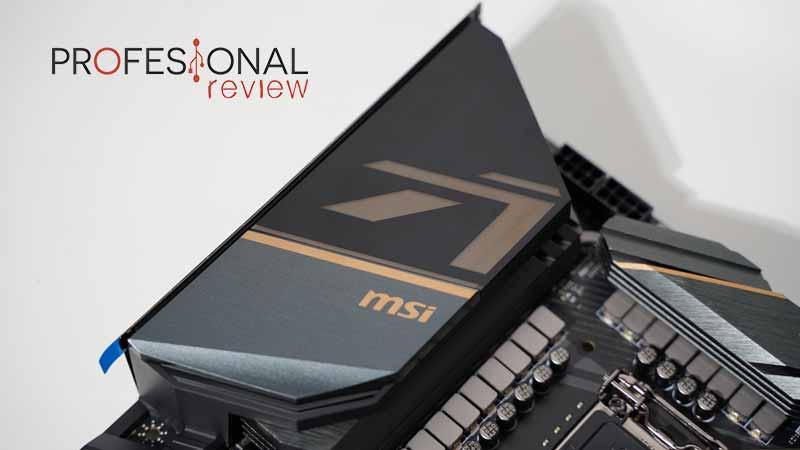 MSI MEG Z490 ACE Preview