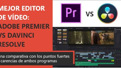 Photo of Mejor editor de vídeo: Adobe Premiere vs Davinci Resolve